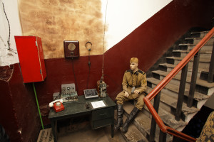 Karaosta-Military Port Prision Museum in Liepaja